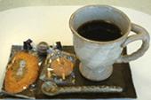 定番のホットコーヒー